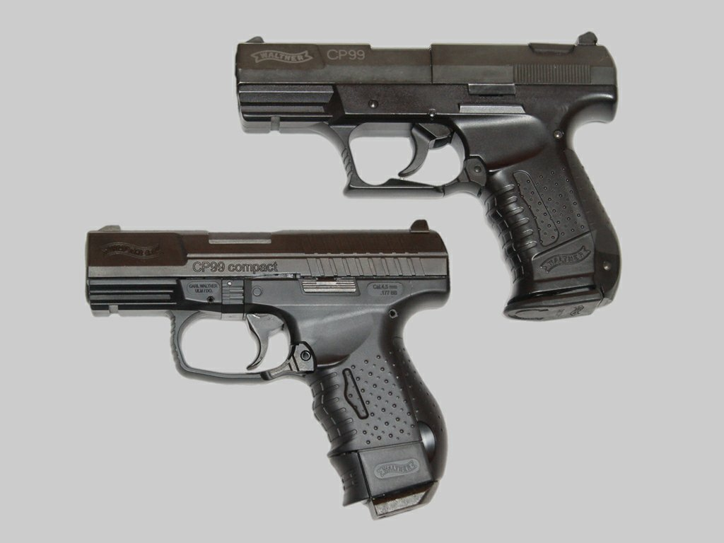 Walther CP99 Compact, описание