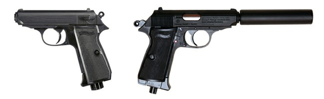 Umarex Walther PPK/S Classic